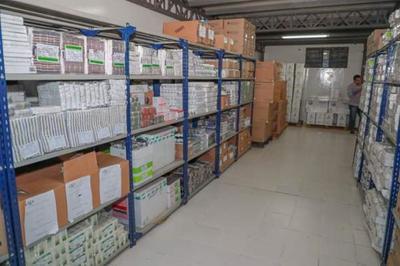 Gobierno entregará equipos hospitalarios para 20 USF de San Pedro y Concepción