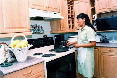 Jefe de Estado promulga ley que establece salario mínimo para trabajadoras domésticas
