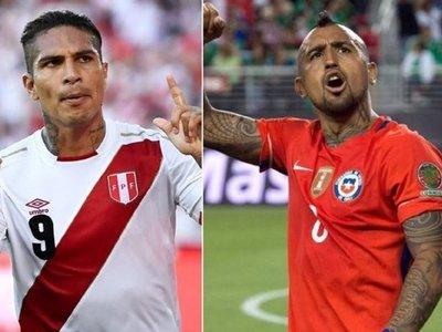 Sueño chileno de tricampeón o sed de gloria de Perú