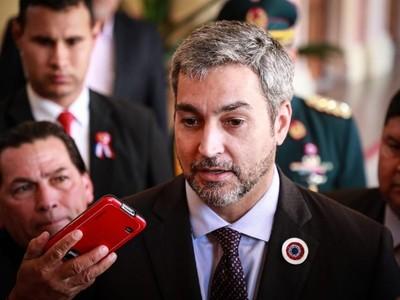 Mario Abdo, optimista en que Paraguay concretará acuerdo automotriz con Brasil