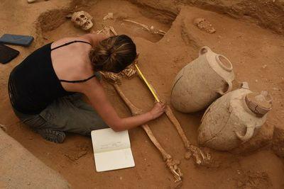 ADN de los filisteos apunta a sus orígenes europeos, según científicos