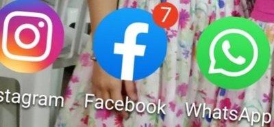 Facebook, WhatsApp e Instagram con problemas de conexión