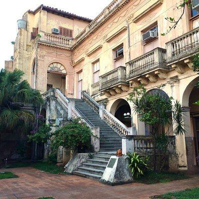 Coordinan accciones para restauar emblemático Edificio Patri