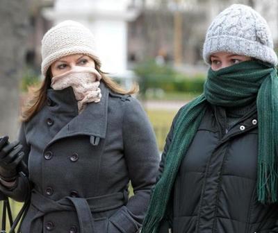Anuncian frío polar para los próximos días