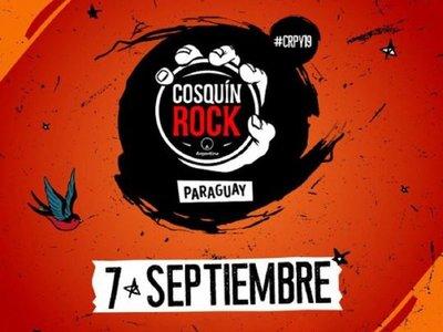 Cosquín Rock Paraguay confirma grilla de su segunda edición