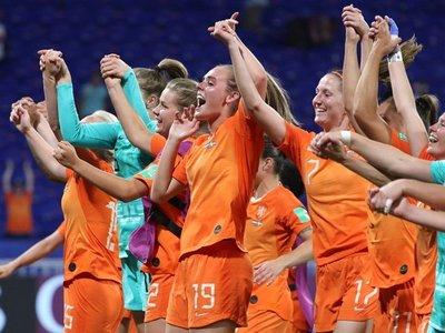 Holanda pasa a la final del Mundial