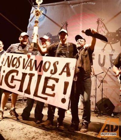 Pedrojuanino integra grupo de asadores que representará a Paraguay en Valdivia, Chile en el mes de setiembre próximo