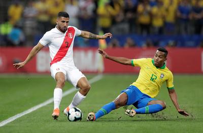 Perú contra Brasil: las estadísticas por Copa América