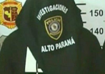 "Apresaron a un secre de ""Cucho"" en Alto Paraná"