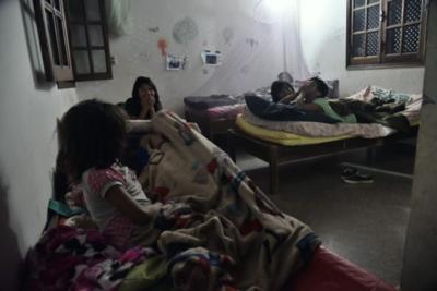 Rescatan a 20 niños indígenas en zona de la Terminal