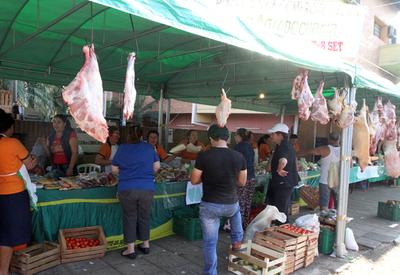 Feria agropecuaria, este jueves en San Lorenzo