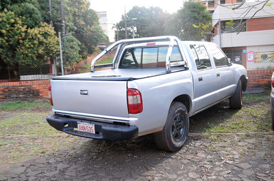 Incautan camioneta con chasis adulterado en el km 10 de CDE