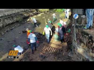 Sanlorenzanos no quieren que residuos de IPS vayan al arroyo