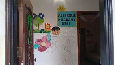 Albergue para niños indígenas recibió anoche a 20 menores