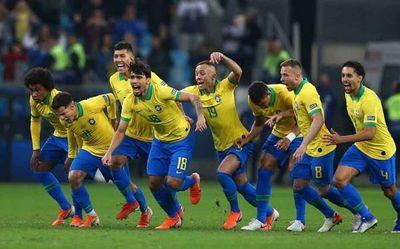 Brasil comienza a preparar la final con Perú sin cuatro jugadores