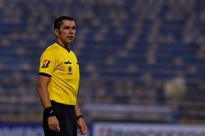 La jornada final de la Copa ya tiene a sus árbitros