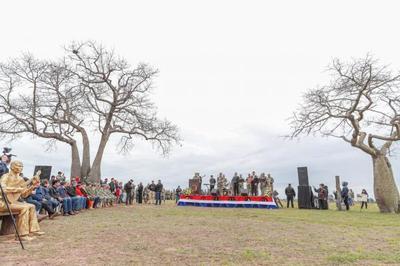 Jefe de Estado participa de conmemoración de la Batalla de Nanawa