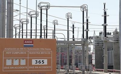 HOY / Promesa: en 48 meses hacer  2 líneas de 500 Kv para traer  triple de energía de Itaipú