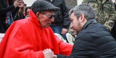 Mario Abdo encabeza emotiva conmemoración por la batalla de Nanawa