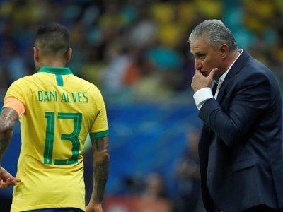Tite confirmado como técnico de Brasil al margen del resultado de la final