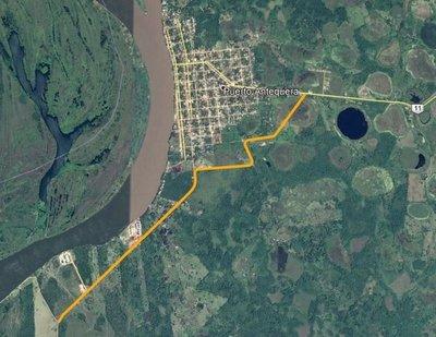 MOPC anuncia construcción de circunvalación en Puerto Antequera