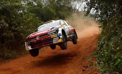 HOY / Rally de la República: Saba y Zaldívar, los más rápidos; Alonso abre los caminos