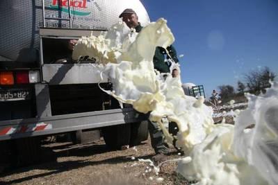 En Brasil la mejora en el pago por leche continúa