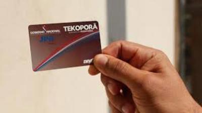 Beneficiarios de Tekoporã deben actualizar datos