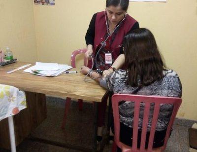 Casi 11 mil atenciones en dispensario y laboratorio municipal