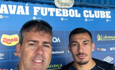 HOY / Richard Franco va al Avaí de Brasil