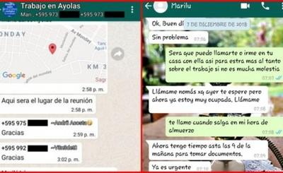 Denuncian a mamá de Alcides Fernández por supuesta estafa