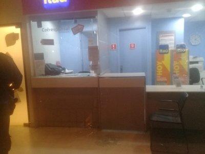 Millonario asalto a local de cobranza en Areguá