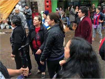 CDE:  Prieto desafía a Kelembu  a que insista en el pedido de intervención