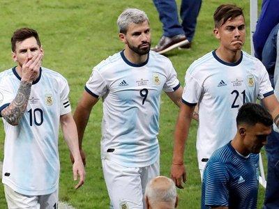 Argentina pone a prueba su orgullo ante el campeón destronado