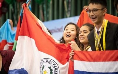 Paraguayas obtienen primer puesto en competencia científica en EEUU