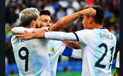 Argentina gana y queda en tercer lugar de la Copa América