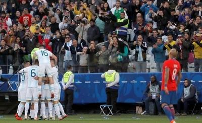 HOY / Argentina vence y cobra factura a los trasandinos