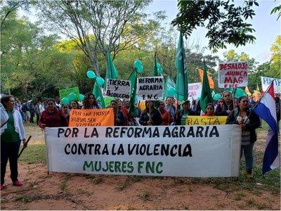 Los 28 años de la FNC, una larga lucha por la reforma agraria