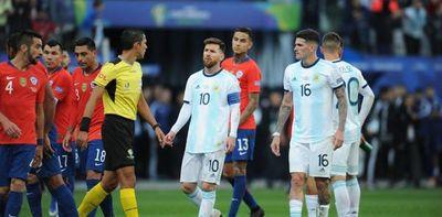 Argentina gana el tercer puesto en la Copa América