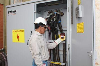 ANDE aumenta sistema eléctrico en Limpio