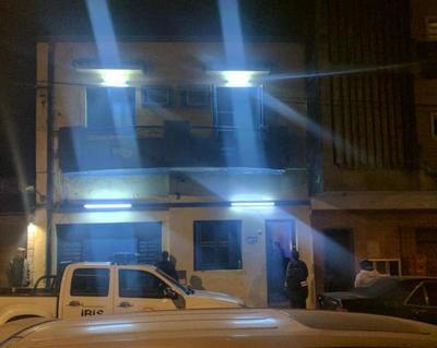 Un supuesto hecho de suicidio en el centro de Asunción