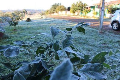 Domingo de frío a fresco