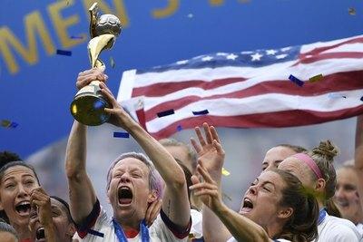 Estados Unidos ratifica su dominio en el fútbol femenino