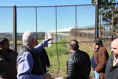 MOPC renovará imagen de la zona primaria de Ciudad del Este