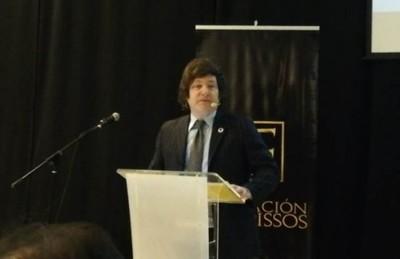 Javier Milei En Paraguay Disparó Con Todo Contra Los Impuestos