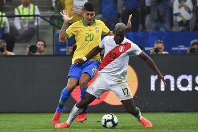Seguí la gran final: Brasil Vs. Perú