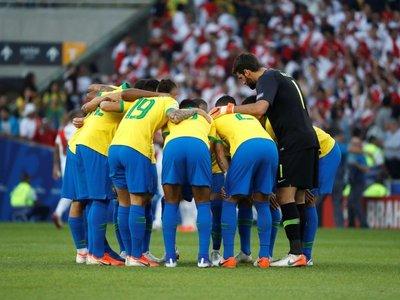 Así jugó Brasil