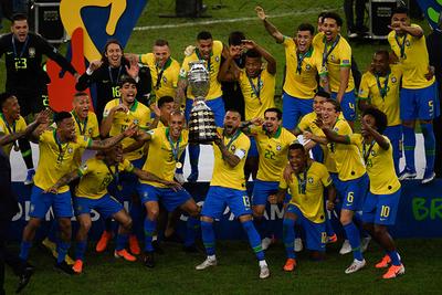 Brasil venció a Perú y conquistó la Copa América después de 12 años