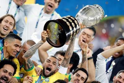 Brasil recupera el trono y suma su novena Copa América