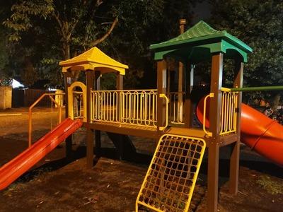 Construcción de parques en Presidente Franco habría sido un gran negociado